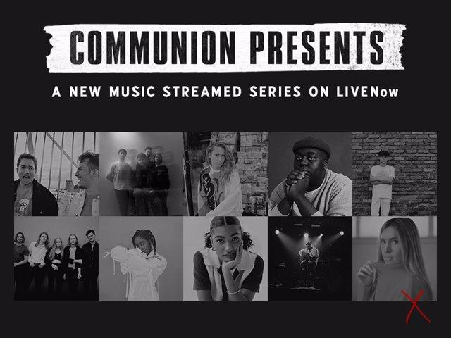 'Communion Presents'