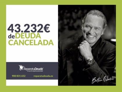 COMUNICADO: Repara tu Deuda abogados cancela 43.232 € en Soller (Islas Baleares) con la Ley de Segunda Oportunidad