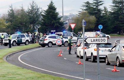 Cuatro municipios de Cantabria viven su primer día de confinamiento