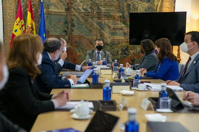 Consejo de Gobierno de Castilla-La Mancha para prorrogar las medidas reforzadas nivel 3