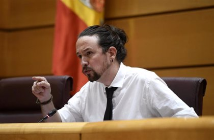 Pablo Iglesias participará presencialmente en dos actos electorales de los comuns sin público