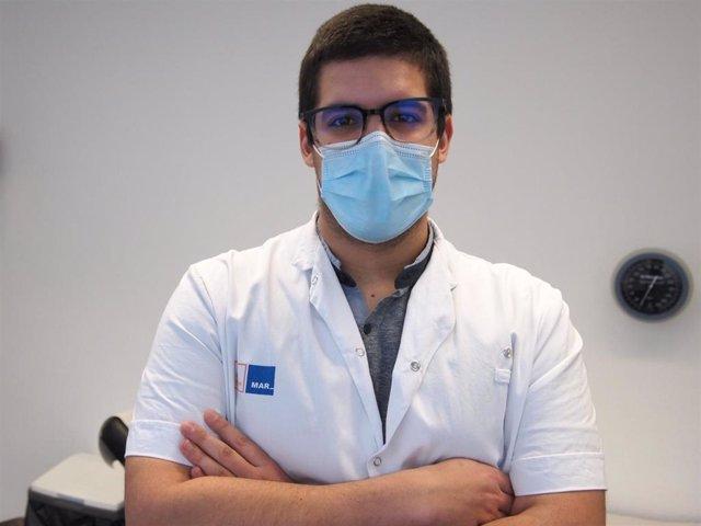 El traumatólogo del Hospital del Mar Alexandre Coelho
