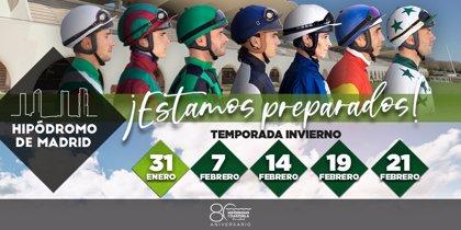 La Zarzuela inaugura este domingo la temporada de invierno de turf