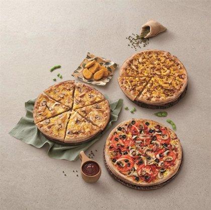 Telepizza entra en el negocio vegano, que mueve 6.000 millones, de la mano de The Vegetarian Butcher y Violife