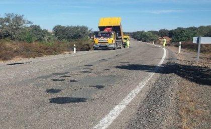 La Junta recibe nueve ofertas para las obras de seguridad vial en once kilómetros de la A-495 (Huelva)