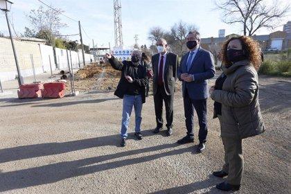 Espadas invierte dos millones en tres proyectos de reurbanización, renovación de redes y accesibilidad en Bellavista