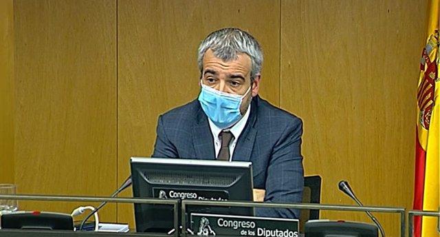 El president i conseller delegat d'Aena, Maurici Lucena.