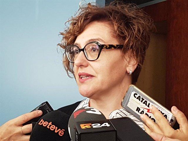 Montserrat Ballarín (PSC)