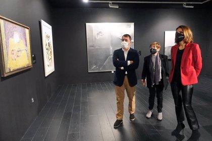 Abre la 'Sala Negra' del Museo de Bellas Artes de Santa Cruz de Tenerife con pinturas del siglo XX