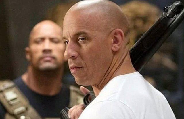 Vin Diesel adelanta el regreso de Dwayne Johnson en Fast & Furious 9