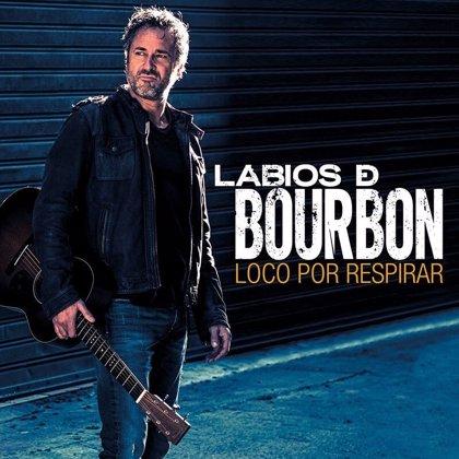 Labios de Bourbon lanza este viernes su nuevo sencillo, 'Loco por respirar'