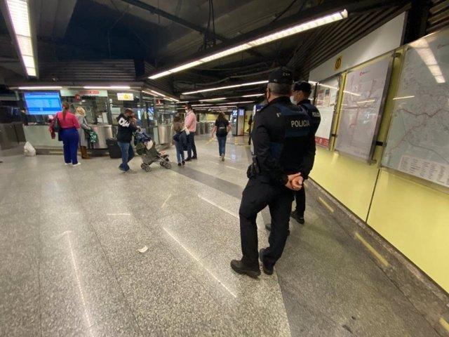 FGV reforzará la vigilancia en sus principales estaciones por las restricciones de movilidad en fin de semana