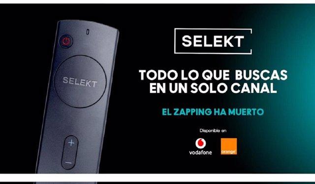 AMC Networks lanza SELEKT, nuevo concepto de canal generalista para la televisión de pago