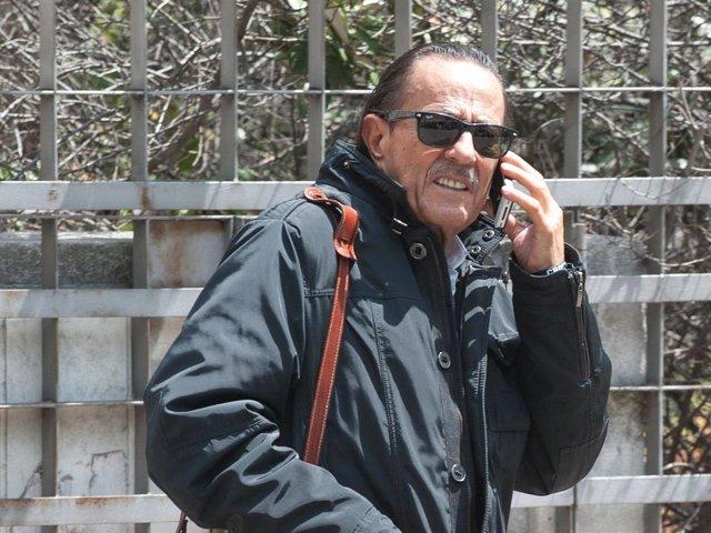 ISABEL PANTOJA EVITA CON UN INFORME MEDICO REENCONTRARSE CON JULIAN MUÑOZ  POLITICO CORRUPTO ACUDE JUZGADOS MADRID