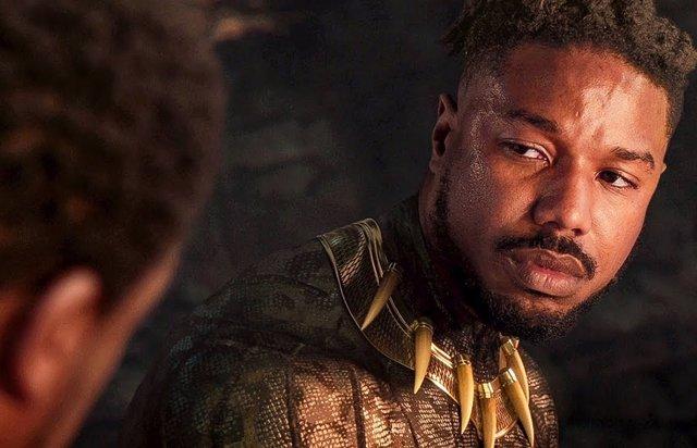 Michael B. Jordan abre la puerta al regreso de Killmonger en Black Panther 2