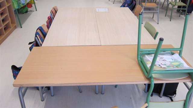 Cerradas 49 aulas en 40 centros eduativos de Aragón por casos de COVID-19 esta semana.