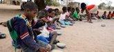 Foto: La pandemia ha hecho que unos 370 millones de niños hayan dejado de recibir el 40% de sus almuerzos escolares