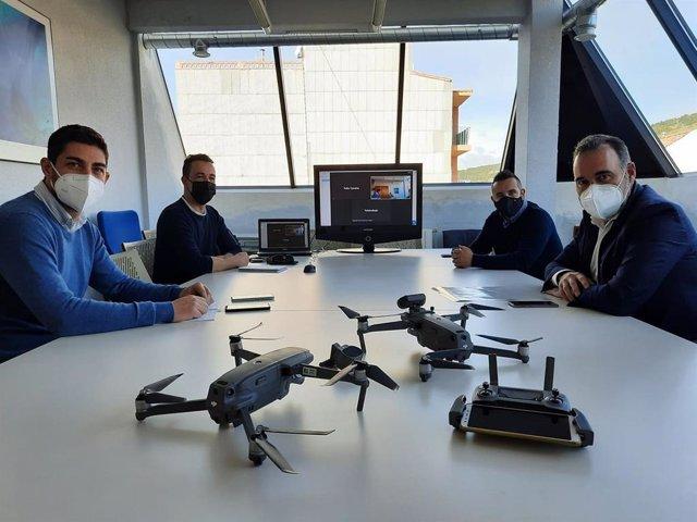 Ibi implanta vigilancia policial a través de drones