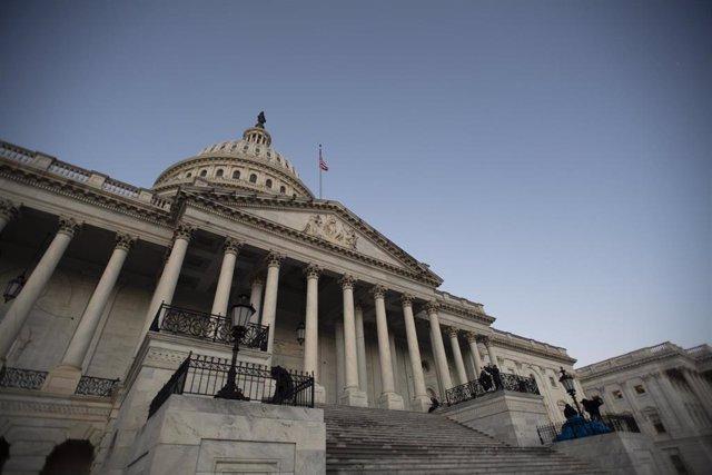 El Capitolio, en Washington.