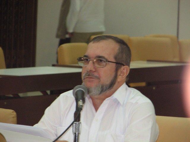 """Tras la confirmación del secuestro de los periodistas Diego D'Pablos, Carlos Melo y Salud Hernández, el máximo jefe de la guerrilla de las FARC, Timoleón Jiménez --alias 'Timochenko'-- ha destacado que es necesario """"que estas prácticas terminen"""""""