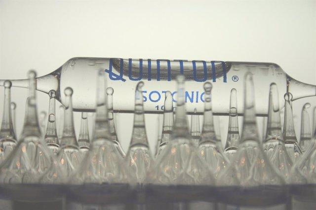 Ampollas de Quinton Isotonic