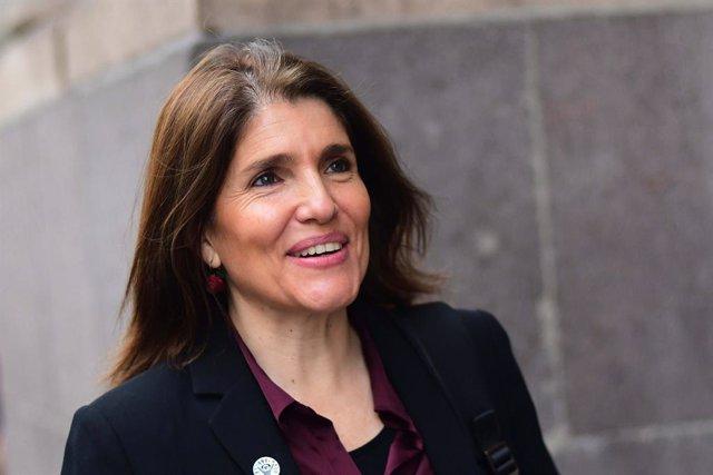 Paula Narváez, exministra de Chile y candidata del Partido Socialista