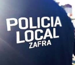 Uniforme de la Policía Local de Zafra