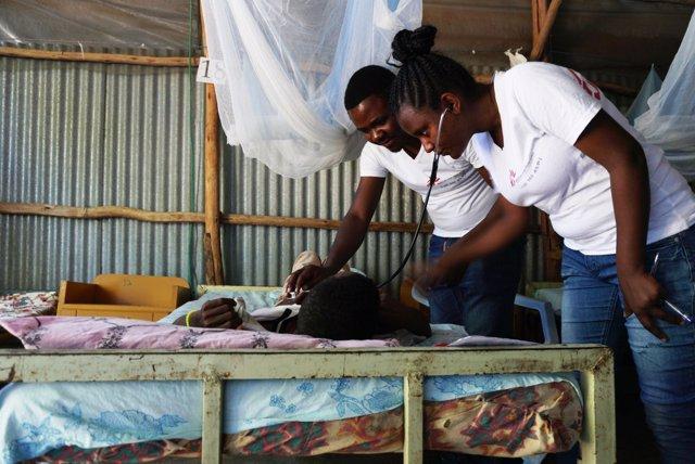 Investigación y atención para la enfermedad de Kala Azar en Amhara (Etiopía)