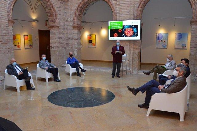 Mesa redonda valenciana de expertos sobre la situación actual de la pandemia por SARS-CoV-2