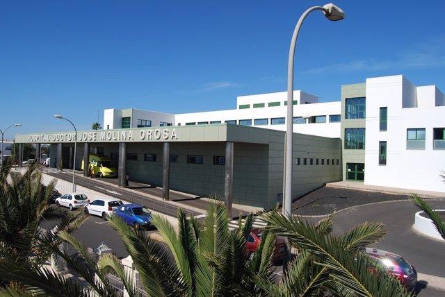 Hospital Dr. José Molina Orosa de Lanzarote