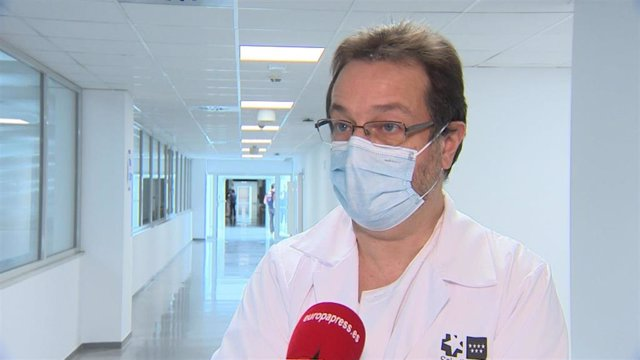Coordinador del Hospital Isabel Zendal, Fernando Prados