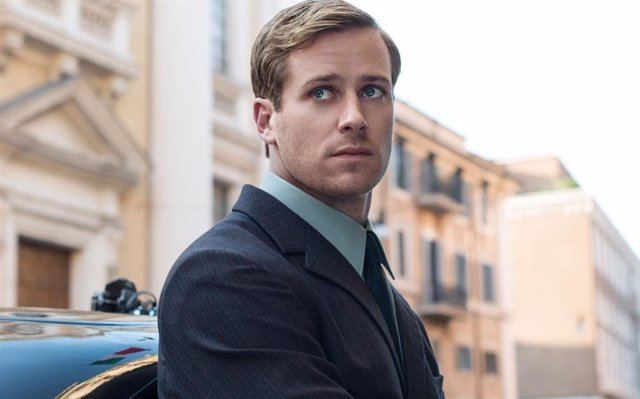 Armie Hammer en The Man from UNCLE