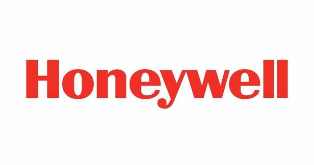 Logo de Honeywell.