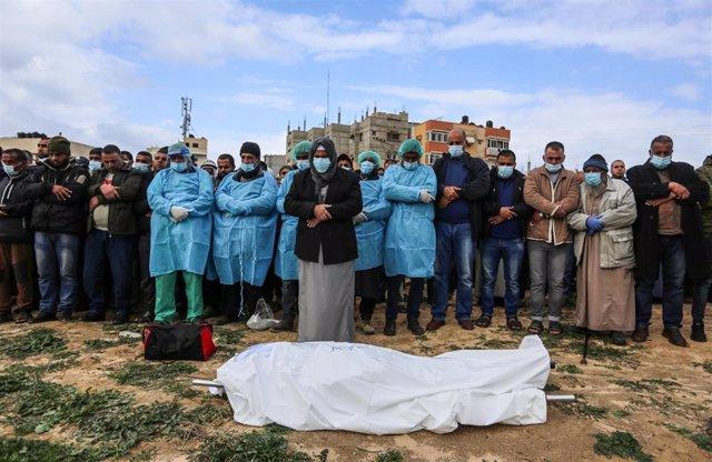 Coronavirus en Gaza