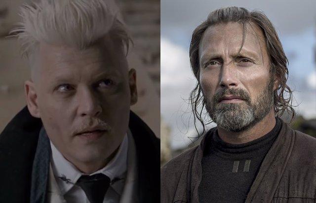 Así luce Mads Mikkelsen como Grindelwald sustituyendo a Johnny Depp en Animales Fantásticos 3