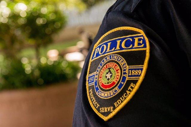 Policía de la Texas