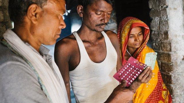 Proyectos de prevención y atención por lepra a través de la fundación Fontilles.