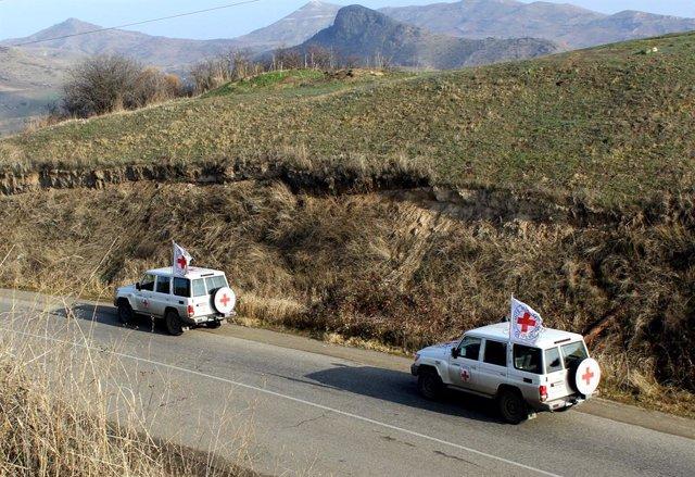 Misión del Comité Internacional de la Cruz Roja (CICR) en Nagorno-Karabaj