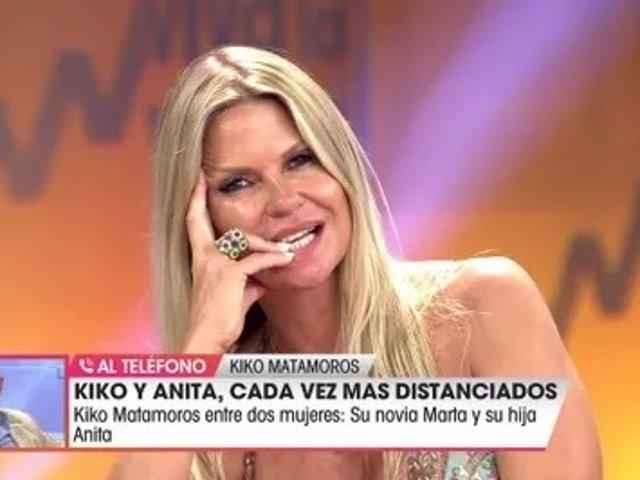 MAKOKE EN EL PLATÓ DE 'VIVA LA VIDA'