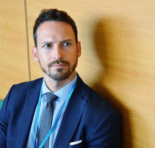 El director del posgrado en Compliance de la Universidad Loyola Andalucía, Rafael Aguilera.