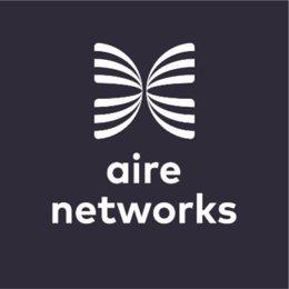 Logo de la operadora mayorista de telecomunicaciones Aire Networks