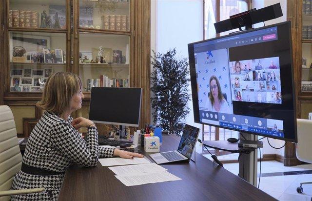 CaixaBank presente ante empresarias andaluzas el 'Premio a Mujer Profesional Autónoma'