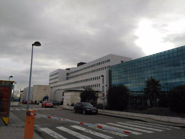 Hospital San Agustín en Avilés