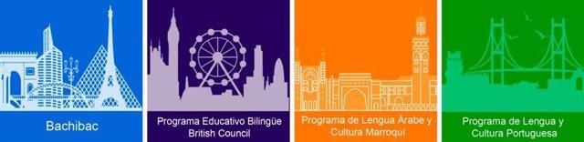 Programas lingüísticos coordinados por el Ministerio de Educación y FP y gestionado por las comunidades autónomas