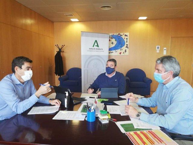 Comité Territorial de Alertas de Salud Pública de Almería