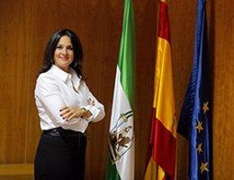 La consejera de la Cámara de Cuentas, Sandra Garrido.