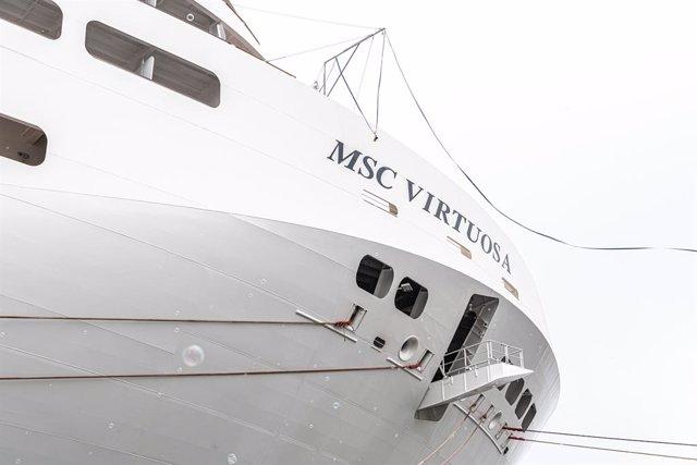 MSC Virtuosa.
