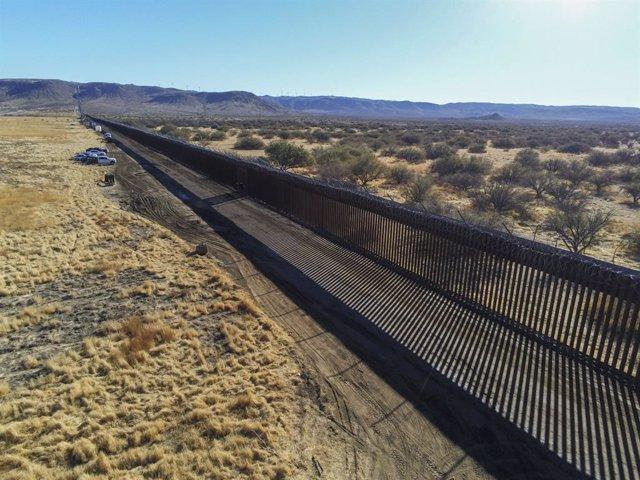 Frontera entre México y Estados Unidos