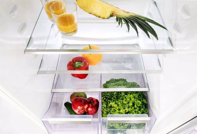 Electrolux crea el primer frigorífico hecho de bioplástico