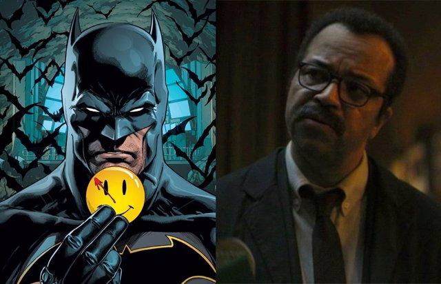 Jeffrey Wright es el nuevo Batman... En un podcast de HBO